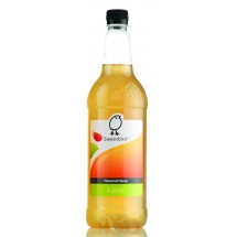 Syrop smakowy SWEETBIRD Lime 1l