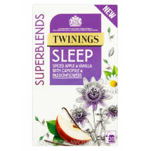 Herbata Twinings SuperBlends Sleep 20 saszetek
