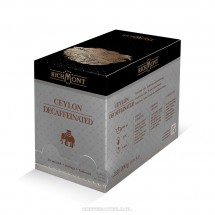 Herbata czarna Richmont Decaffeinated 50 saszetek