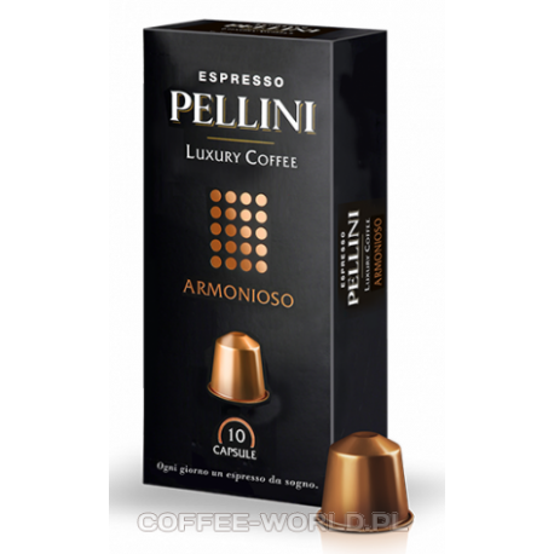 Kapsułki Nespresso Pellini Armonioso 10 szt