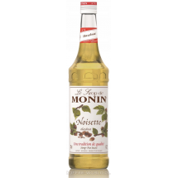 Syrop smakowy Monin Orzechowy 700 ml do kawy