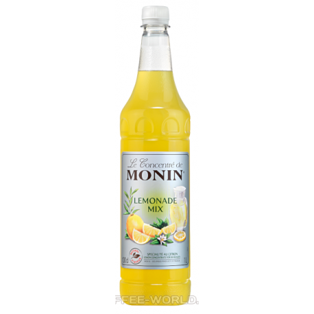Syrop Monin Lemonade Mix baza, koncentrat do lemoniady 1l