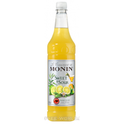 Monin Sweet&Sour koncentrat słodko-kwaśny 1l