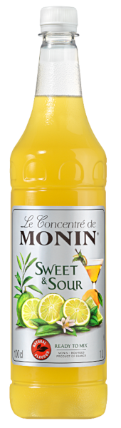 Monin Sweet&Sour...