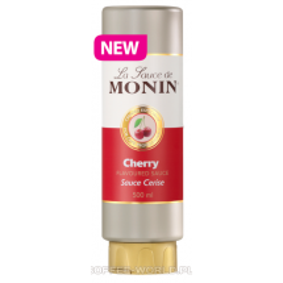 Sos wiśniowy Monin 500 ml do lodów, deserów, kaw