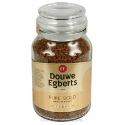 Kawa rozpuszczalna Douwe Egberts Pure Gold 200g