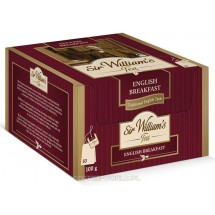 Herbata czarna Sir Williams Tea English Breakfast 50 saszetek