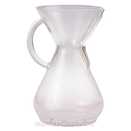 Chemex Coffee Maker Glass Handle - 8 filiżanek - 1.2l