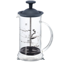 Hario Cafe Press Slim Czarny 240 ml