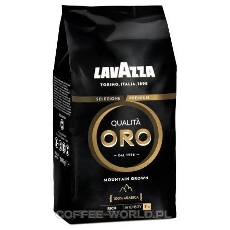Lavazza Qualita Oro Mountain Grown 1kg kawa ziarnista