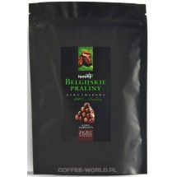 Kawa ziarnista smakowa Belgijskie Praliny Tommy Cafe 250g