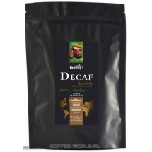 Kawa ziarnista bezkofeinowa Decaf Tommy Cafe 250g