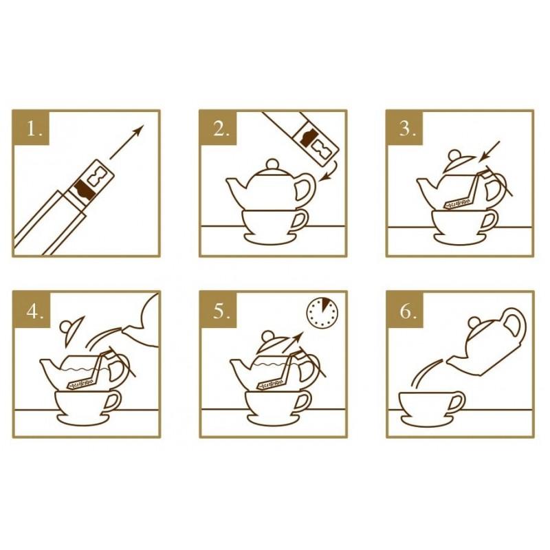 Kawa ziarnista bezkofeinowa Decaf Tommy Cafe 250g