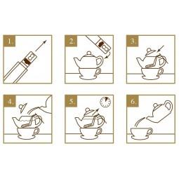 Yerba Mate Pajarito Saborizada Menta Limon 500g