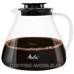 Melitta dzbanek szklany serwer do kawy 1000 ml