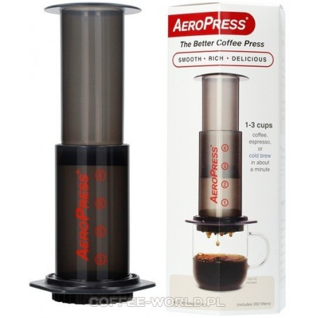 Aeorbie aeropress coffee maker