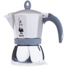 Kawiarka Bialetti Moka Induction 6tz złota