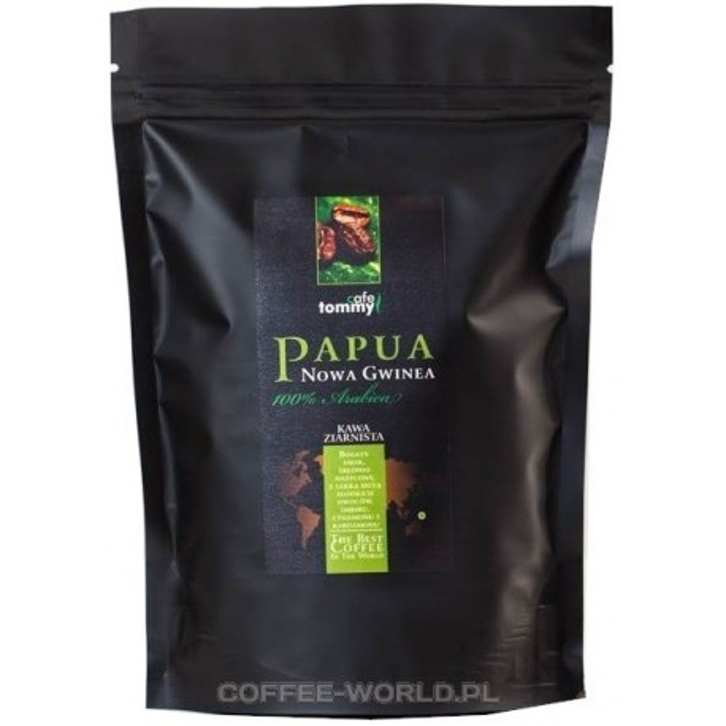 Kawa ziarnista Papua Nowa Gwinea AA Sigiri 250g/500g/1kg