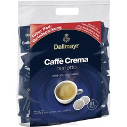 Kawa Dallmayr Caffe Crema Perfetto Pads Senseo 100 szt