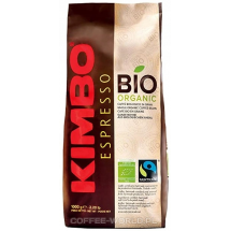 Kawa ziarnista Kimbo Bio Organic Fairtrade 1 kg