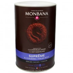 Czekolada do picia Monbana Supreme 1kg