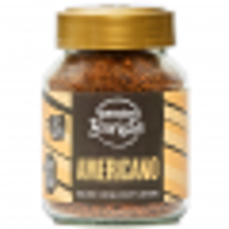 Kawa Rozpuszczalna Beanies Barista Americano 50g