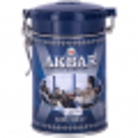 Herbata Liściasta Akbar Earl Grey 100g puszka