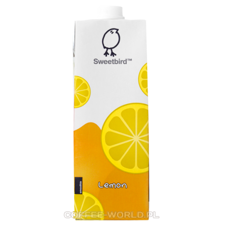 Sweetbird Smoothie Lemon 1L