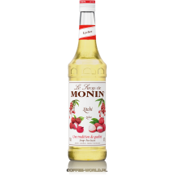 Syrop smakowy Monin Lychee 700ml liczi, litchi