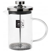 French Press Szklany do kawy/herbaty Orion 1l