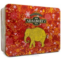 Adalbert's Gift Box Black Tea Golden 80 torebek