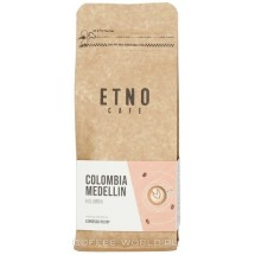 Kawa ziarnista Etno Cafe Colombia Medellin 250g