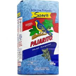 Yerba Mate Pajarito Elaborada Suave Soft 500g