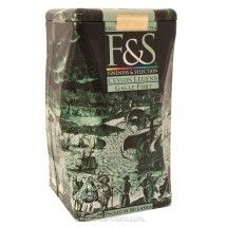 Herbata Liściasta F&S Ceylon Legend Galle Fort 200g puszka