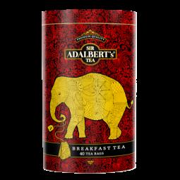 Zestaw Sir Williams porcelana + herbata dla dwojga