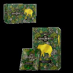 Ahmad Tea BIG BEN Collection Ivory 4x10 kopert