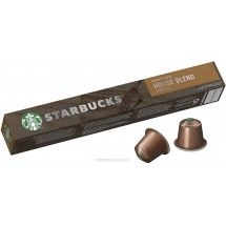 Kapsułki Nespresso Starbucks House Blend Lungo 10szt