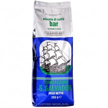Kawa ziarnista San Salvador Miscela Bar Blue 250g