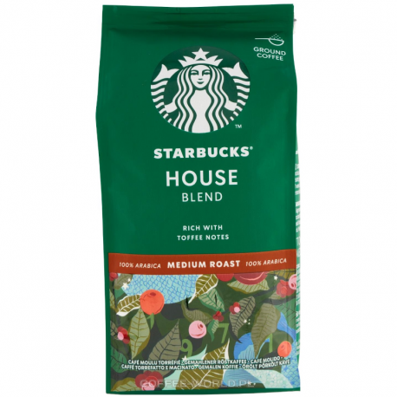 Kawa mielona Starbucks House Blend 200 g