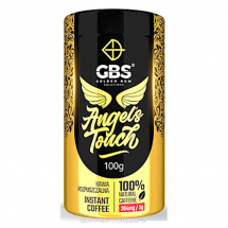 GBS ANGEL'S TOUCH Kawa rozpuszczalna tiramisu 100g