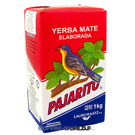Yerba Mate Pajarito Traditional 1kg